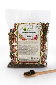 Давление в порядке чай 100г Крымские традиции