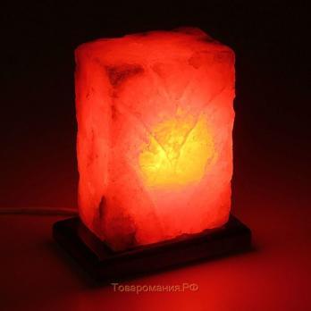 Соляная лампа Рассвет 1,5 кг Ваше здоровье