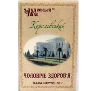 """Фитосбор """"Королевский"""" - Мужское здоровье, 50 гр"""