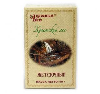 """Фитосбор """"Крымский Лес"""" - Желудочный, 50 гр"""